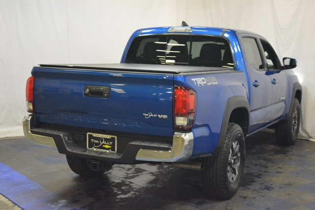2018 Tacoma Double Cab 4x4,  Pickup #T80438A - photo 8