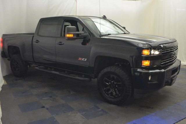 2016 Silverado 2500 Crew Cab 4x4,  Pickup #T80595A - photo 3