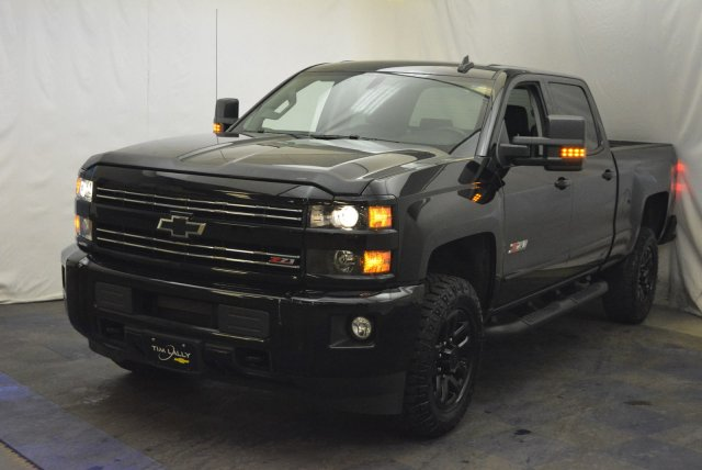2016 Silverado 2500 Crew Cab 4x4,  Pickup #T80595A - photo 5