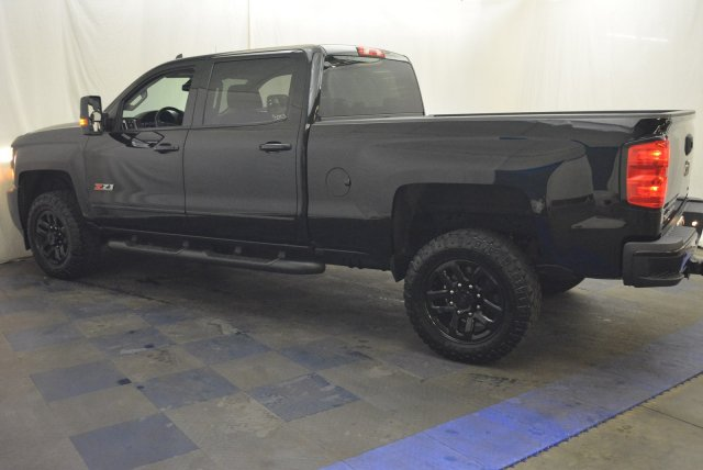 2016 Silverado 2500 Crew Cab 4x4,  Pickup #T80595A - photo 6