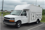 2018 Express 3500,  Rockport Workport Service Utility Van #T80675 - photo 5