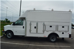 2018 Express 3500,  Rockport Workport Service Utility Van #T80675 - photo 6