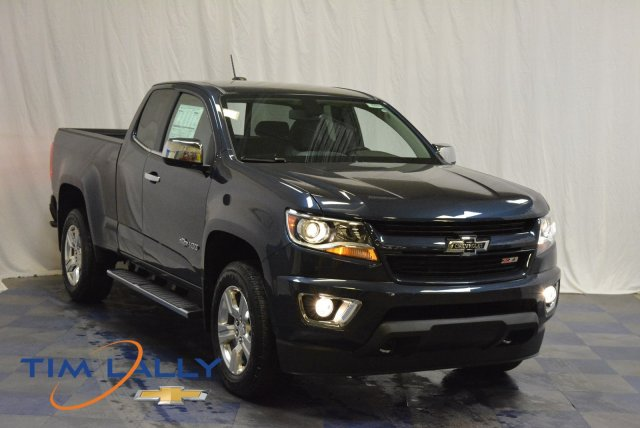 2018 Colorado Extended Cab 4x4,  Pickup #T80692 - photo 1