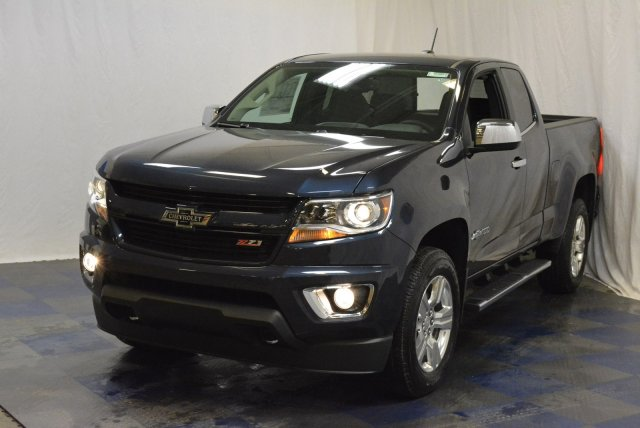 2018 Colorado Extended Cab 4x4,  Pickup #T80692 - photo 5