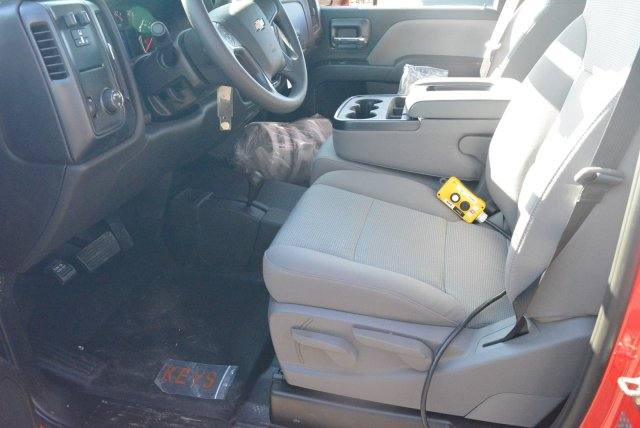 2018 Silverado 3500 Regular Cab DRW 4x4, Rugby Dump Body #T80790 - photo 12