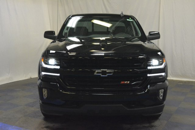 2018 Silverado 1500 Crew Cab 4x4, Pickup #T80849 - photo 4