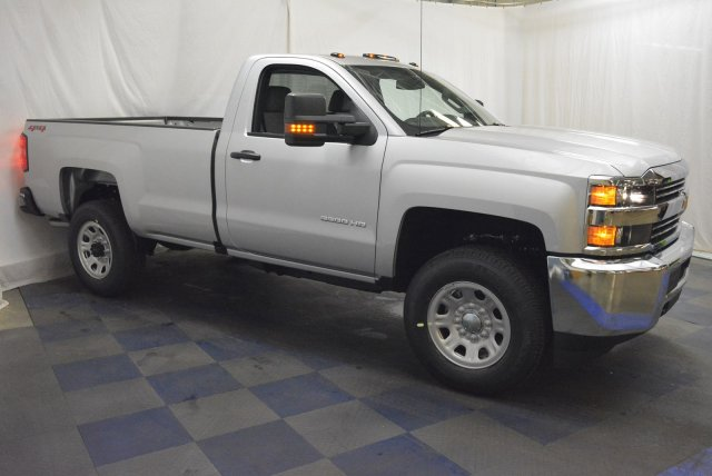 2018 Silverado 3500 Regular Cab 4x4,  Pickup #T80958 - photo 3