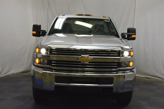 2018 Silverado 3500 Regular Cab 4x4,  Pickup #T80958 - photo 4