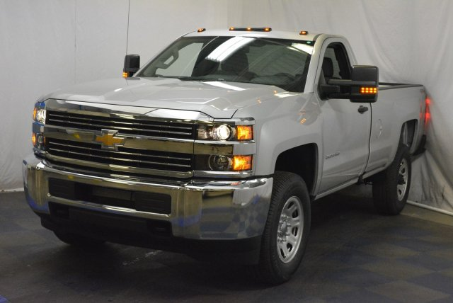 2018 Silverado 3500 Regular Cab 4x4,  Pickup #T80958 - photo 5