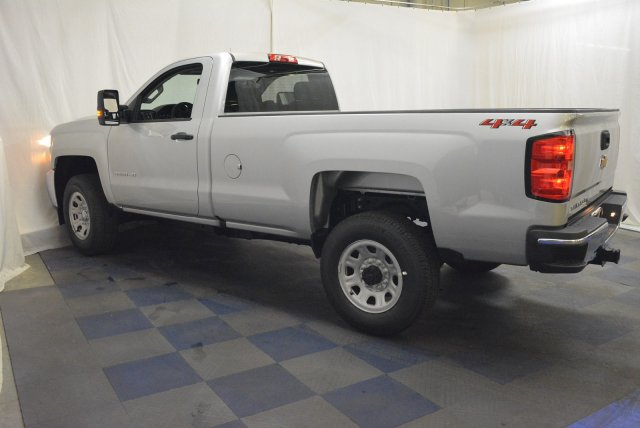 2018 Silverado 3500 Regular Cab 4x4,  Pickup #T80958 - photo 6