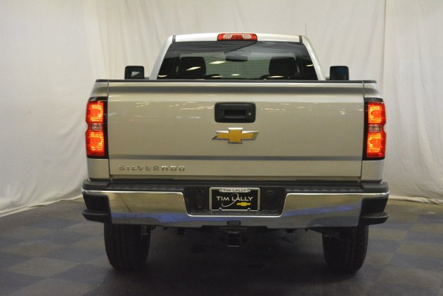 2018 Silverado 3500 Regular Cab 4x4,  Pickup #T80958 - photo 8