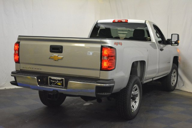 2018 Silverado 3500 Regular Cab 4x4,  Pickup #T80958 - photo 2