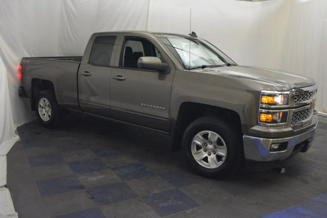 2015 Silverado 1500 Double Cab 4x4,  Pickup #T81013A - photo 3