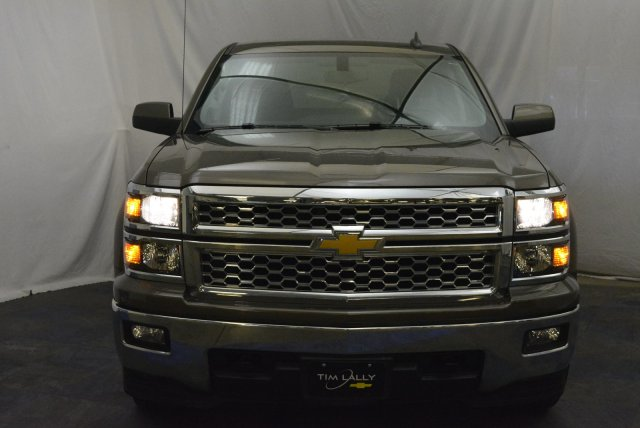 2015 Silverado 1500 Double Cab 4x4,  Pickup #T81013A - photo 4