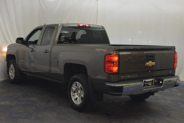 2015 Silverado 1500 Double Cab 4x4,  Pickup #T81013A - photo 7