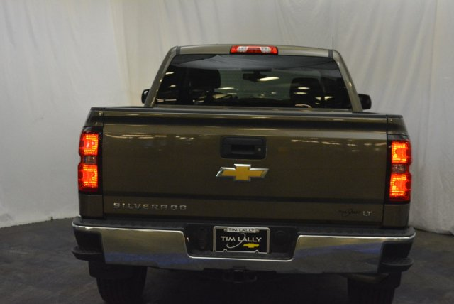 2015 Silverado 1500 Double Cab 4x4,  Pickup #T81013A - photo 8