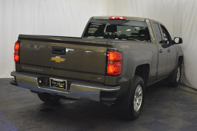 2015 Silverado 1500 Double Cab 4x4,  Pickup #T81013A - photo 2