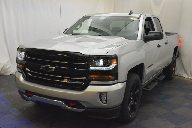 2018 Silverado 1500 Double Cab 4x4, Pickup #T81022 - photo 5