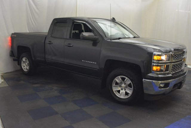 2015 Silverado 1500 Double Cab 4x4,  Pickup #T81067A - photo 3