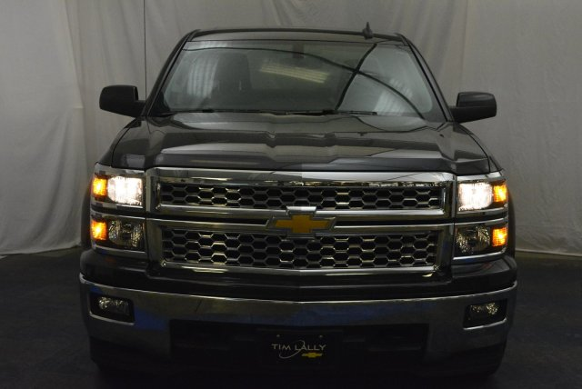 2015 Silverado 1500 Double Cab 4x4,  Pickup #T81067A - photo 4