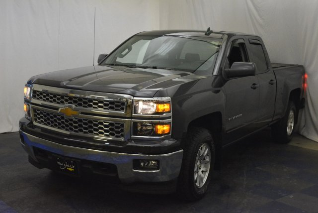 2015 Silverado 1500 Double Cab 4x4,  Pickup #T81067A - photo 5