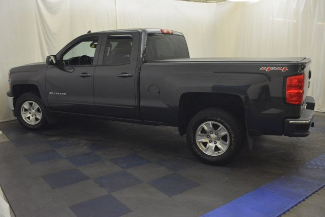 2015 Silverado 1500 Double Cab 4x4,  Pickup #T81067A - photo 6