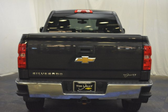 2015 Silverado 1500 Double Cab 4x4,  Pickup #T81067A - photo 8