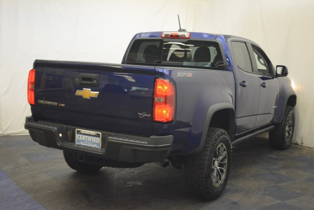 2017 Colorado Crew Cab 4x4,  Pickup #T81154A - photo 2
