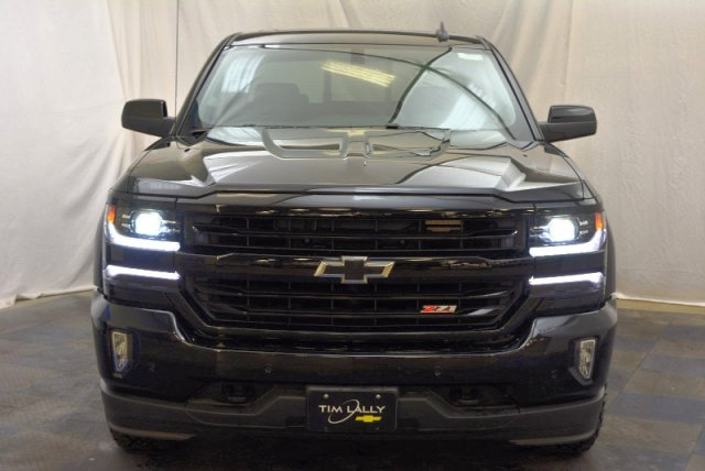 2018 Silverado 1500 Crew Cab 4x4,  Pickup #T81182 - photo 4