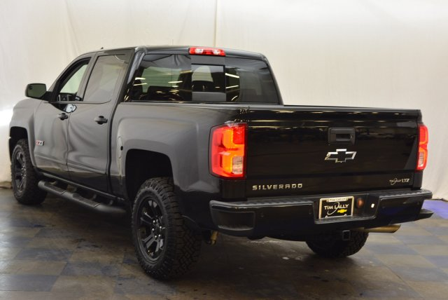 2018 Silverado 1500 Crew Cab 4x4,  Pickup #T81182 - photo 7