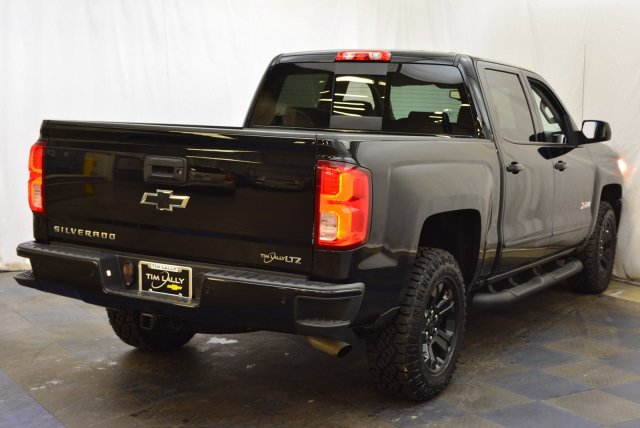 2018 Silverado 1500 Crew Cab 4x4,  Pickup #T81182 - photo 2