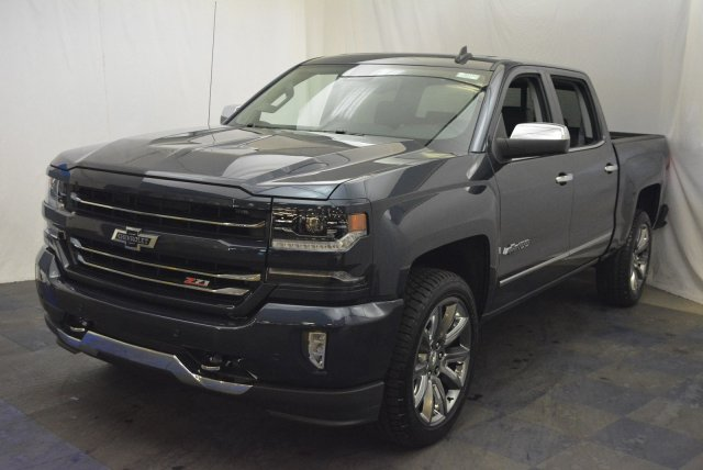 2018 Silverado 1500 Crew Cab 4x4,  Pickup #T81190 - photo 5