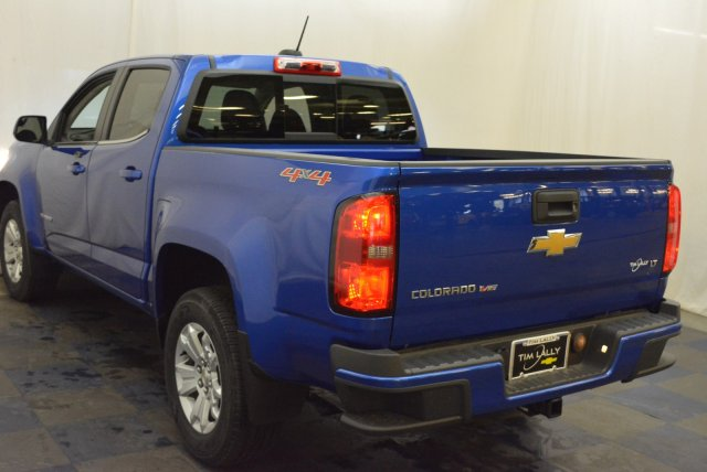 2018 Colorado Crew Cab 4x4,  Pickup #T81192 - photo 7