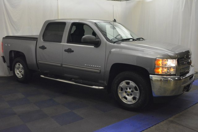 2013 Silverado 1500 Crew Cab 4x4,  Pickup #T81193A - photo 3