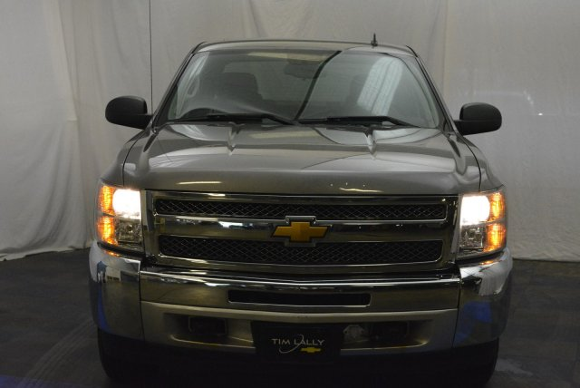 2013 Silverado 1500 Crew Cab 4x4,  Pickup #T81193A - photo 4