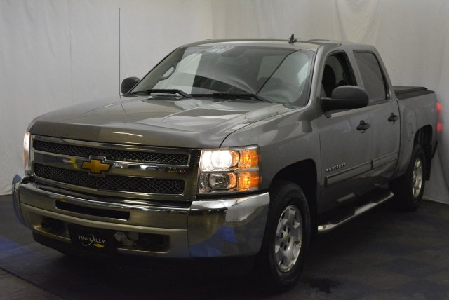 2013 Silverado 1500 Crew Cab 4x4,  Pickup #T81193A - photo 5