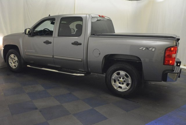 2013 Silverado 1500 Crew Cab 4x4,  Pickup #T81193A - photo 6