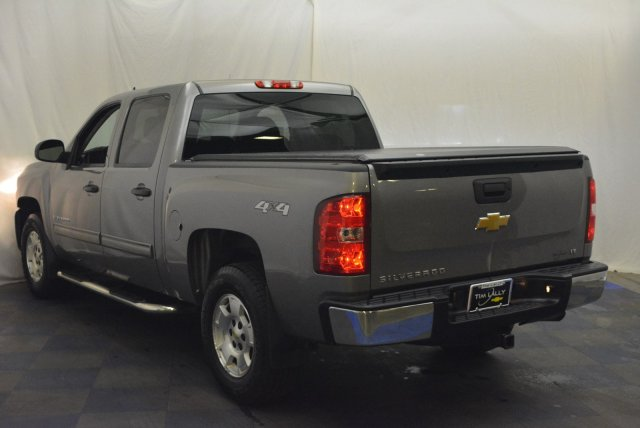 2013 Silverado 1500 Crew Cab 4x4,  Pickup #T81193A - photo 7
