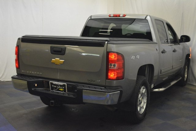 2013 Silverado 1500 Crew Cab 4x4,  Pickup #T81193A - photo 2