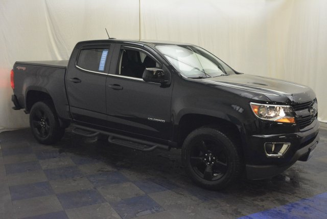 2016 Colorado Crew Cab 4x4,  Pickup #T81205A - photo 3