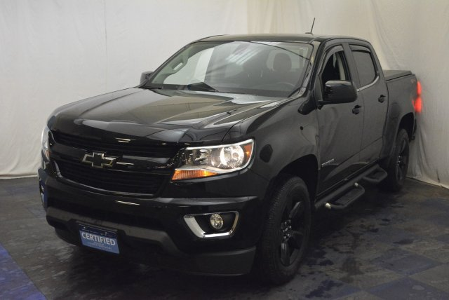 2016 Colorado Crew Cab 4x4,  Pickup #T81205A - photo 5