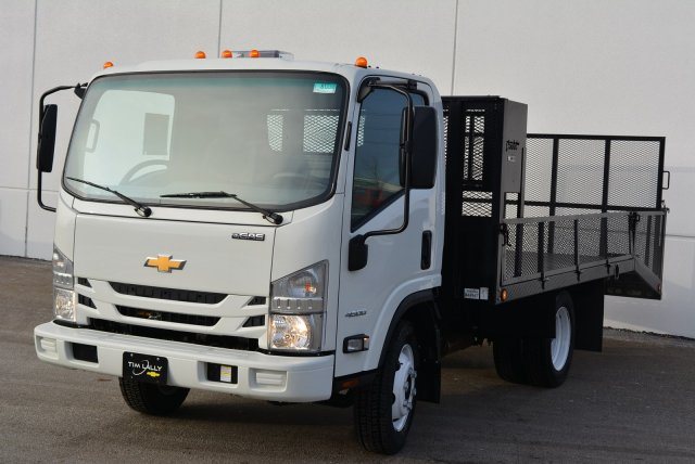 2018 LCF 4500 Regular Cab,  Cadet Landscape Dump #T81300 - photo 4