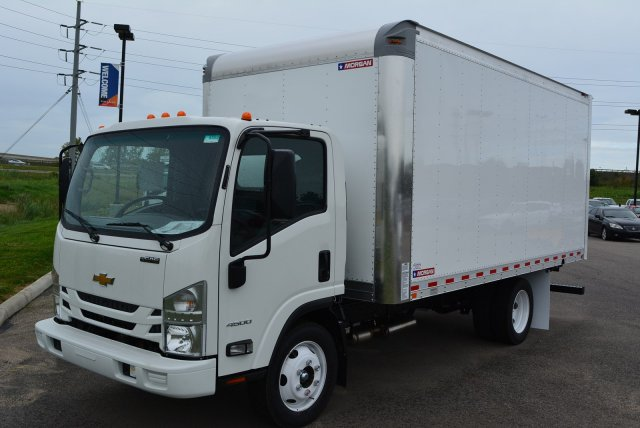 2018 LCF 4500 Regular Cab,  Morgan Dry Freight #T81301 - photo 4