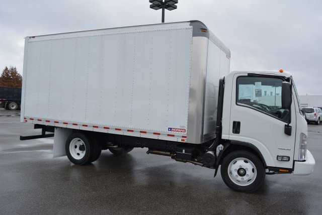 2018 LCF 4500 Regular Cab,  Morgan Dry Freight #T81367 - photo 3