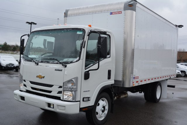 2018 LCF 4500 Regular Cab,  Morgan Dry Freight #T81367 - photo 5