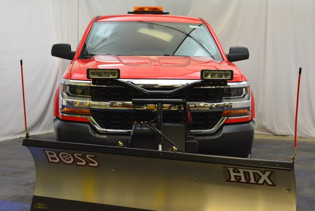2018 Silverado 1500 Regular Cab 4x4,  BOSS Pickup #T81380 - photo 5