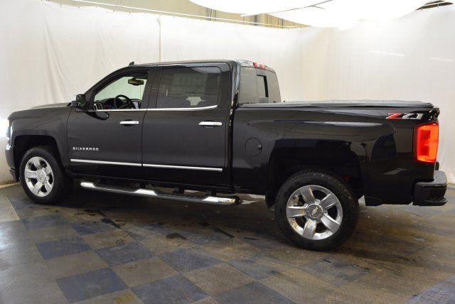 2018 Silverado 1500 Crew Cab 4x4,  Pickup #T81382 - photo 6
