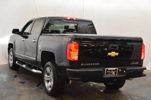 2018 Silverado 1500 Crew Cab 4x4,  Pickup #T81382 - photo 7