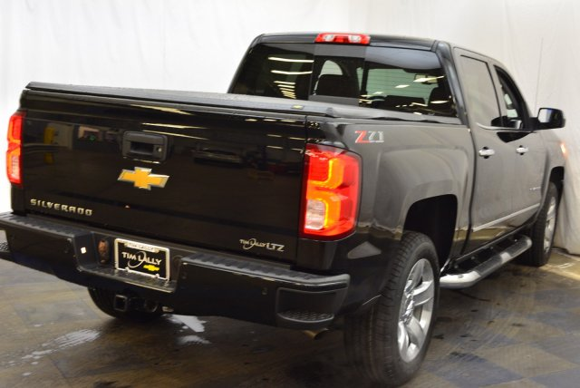 2018 Silverado 1500 Crew Cab 4x4,  Pickup #T81382 - photo 2