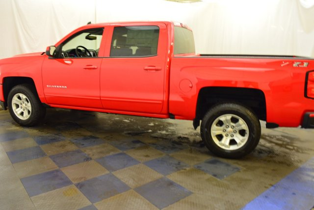 2018 Silverado 1500 Crew Cab 4x4,  Pickup #T81384 - photo 6